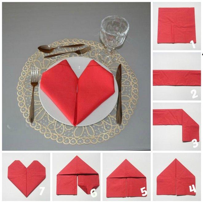 10 tutoriais para dobrar guardanapos napkins origami for 10 easy table napkin folding