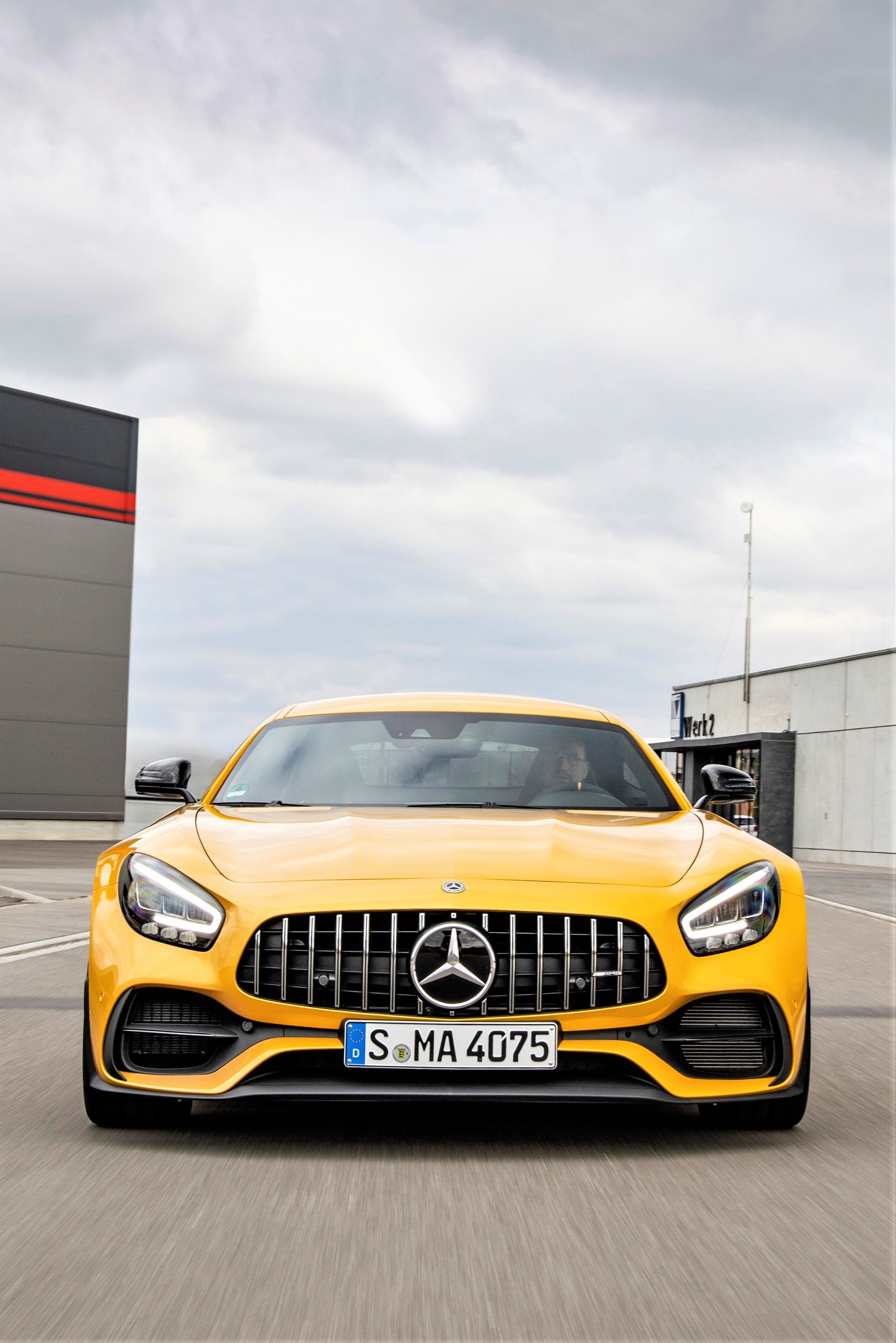 2019 Mercedes-AMG GT S - The MAN #mercedesamg