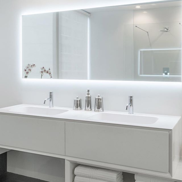 13 Likes  1 Comments   BILOTTA KITCHENS   bilottakitchens  on Instagram   Visit our showroom in NYC to see our floating from our Italian bathroom. Visit our  adbuilding showroom in NYC to see our floating  vanity
