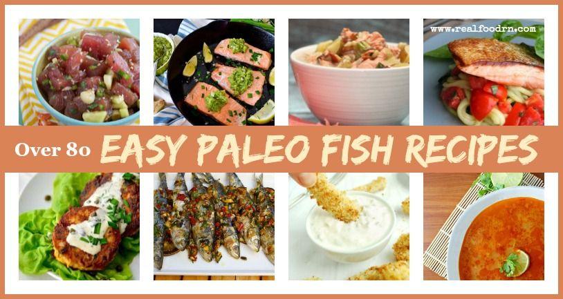 paleo diet fish recipes