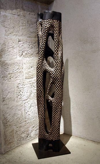 Alban lanore sculpture contemporaine v g tale liane for Sculpture contemporaine