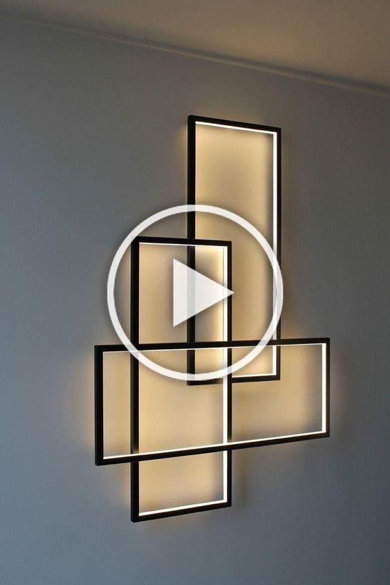 Pin na Oświetlenie w domu