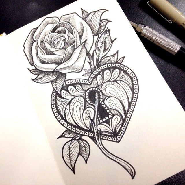 Rose Tattoos With Words Google Search: Rose Tattoo - Google Search …