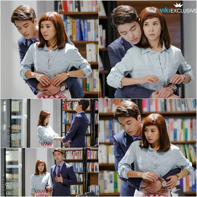 Backhug Or Heimlichmaneuver You Be The Judge In This Scene From