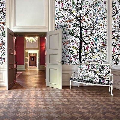 tree of life mural or wallpaper repeat material : wall paper stree of life mural or wallpaper repeat