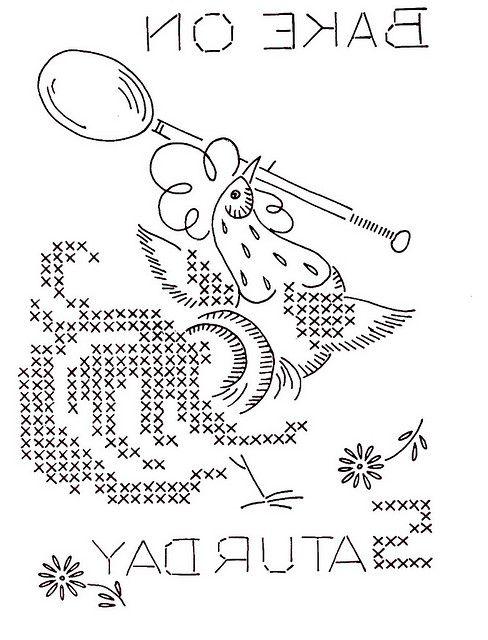 Vogart 699-3 | Pinterest | Patrones para bordar, Patrones y Gallos
