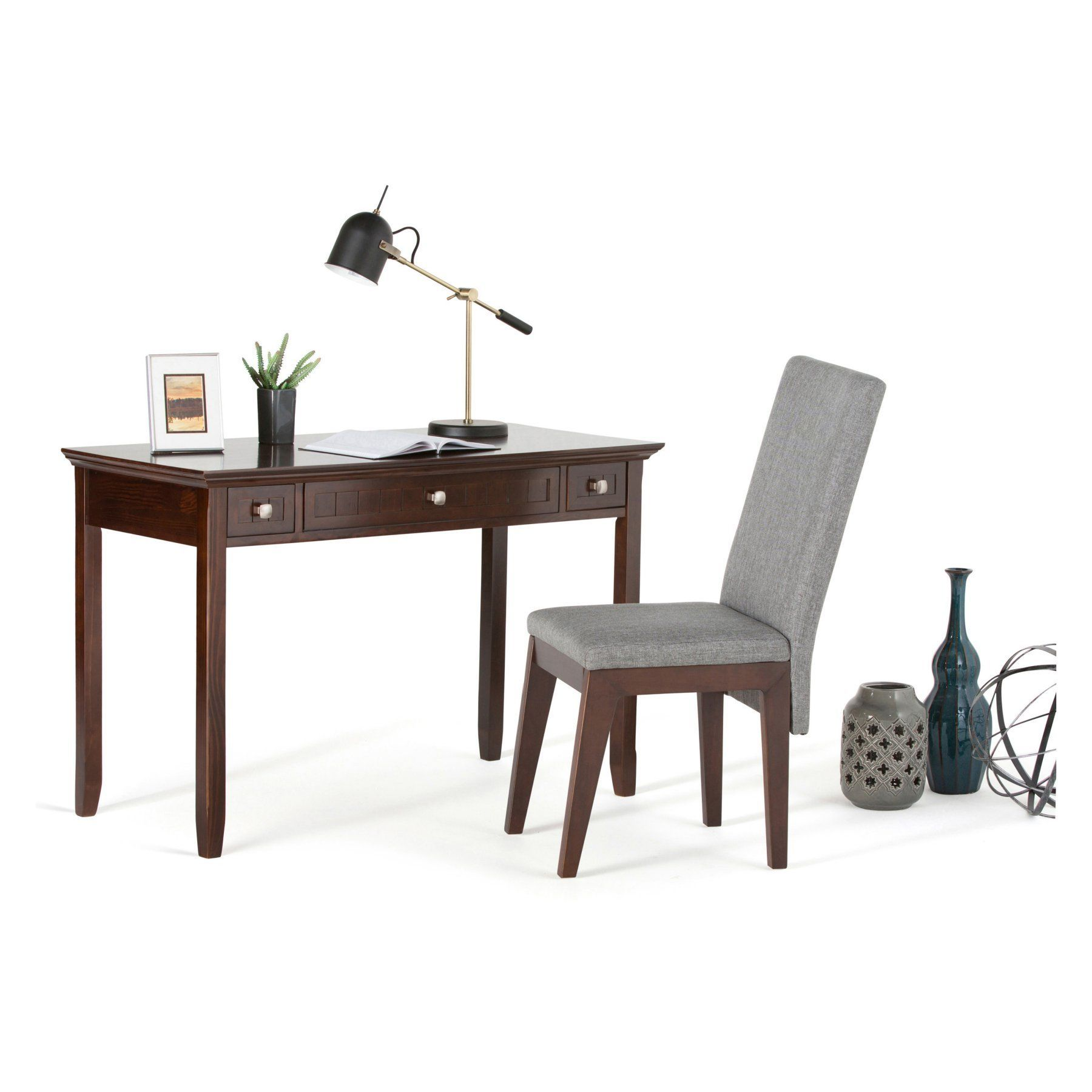 Simpli home acadian in desk axwell products