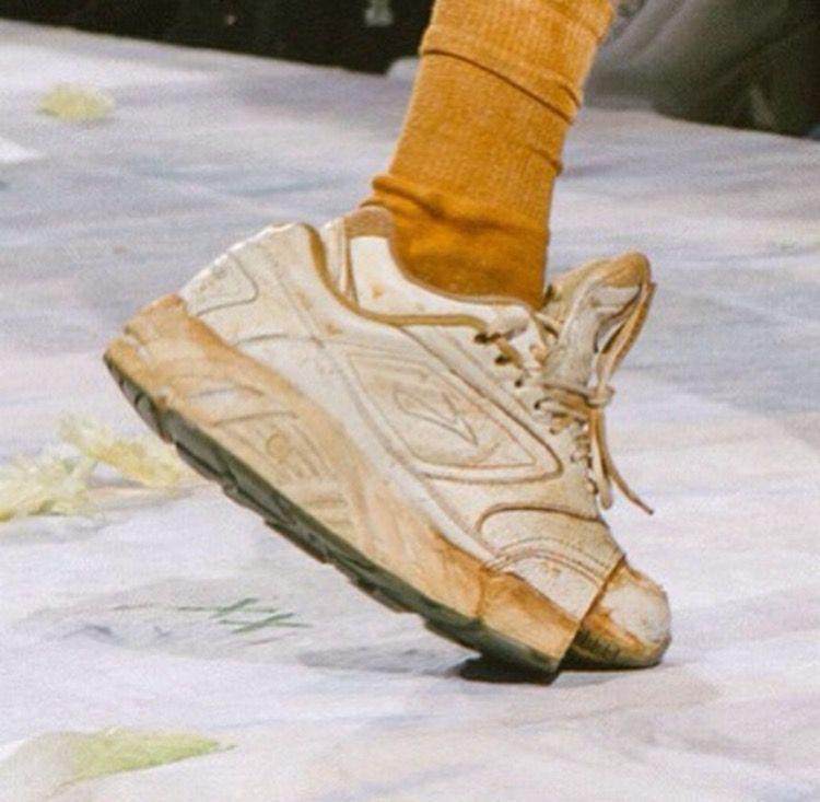 Eckhaus Latta | Unique shoes, Dad shoes