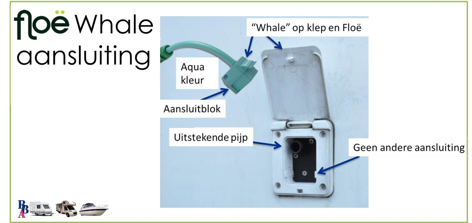 wateraansluiting Kit geen hook up