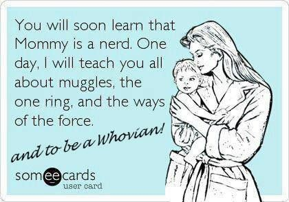 When I have kids. In the meantime I'll teach my M :P