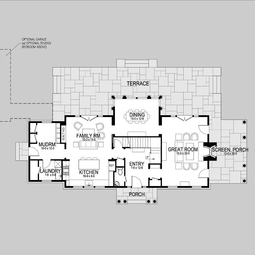 Lewey Lake Shingle Style Home Plans By David Neff Architect Shingle Style Homes Architectural Floor Plans Cottage Floor Plans