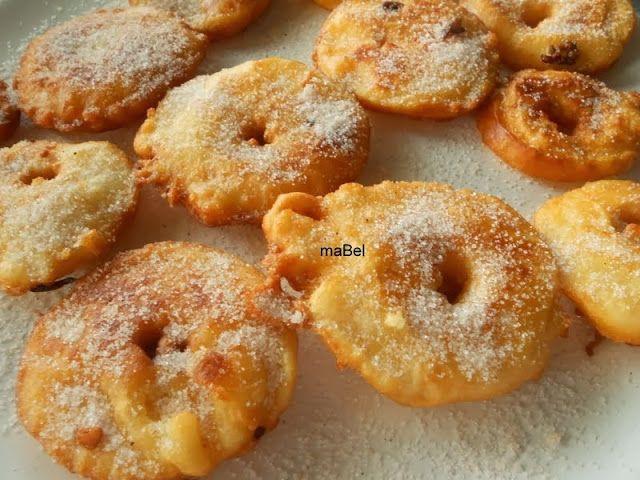 La cocina de ile: Buñuelos de manzana - Beignets