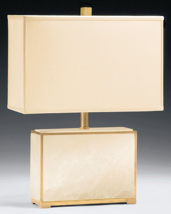 Alabaster table lamp and alabaster lamp with brass trim i see alabaster table lamp and alabaster lamp with brass trim mozeypictures Image collections