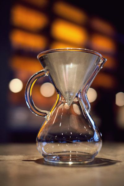 Kone Coffee Filter Stainless Steel Designed For Use In Chemex And Other Pour Over Style Makers Including Hario With The Goal To