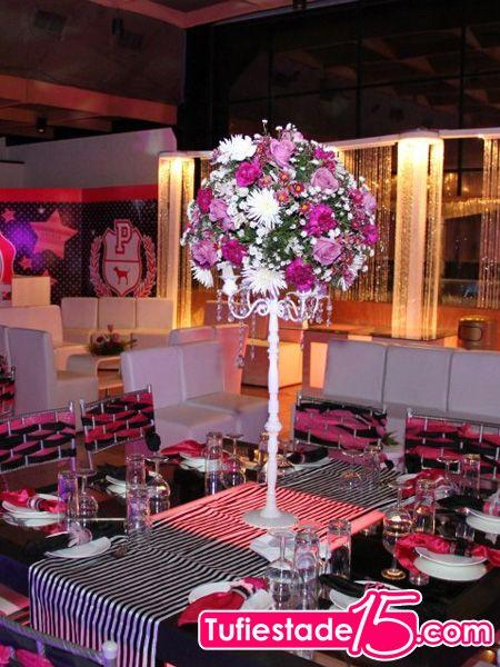 flores para centro de mesa de quince anos - Yahoo Image Search Results