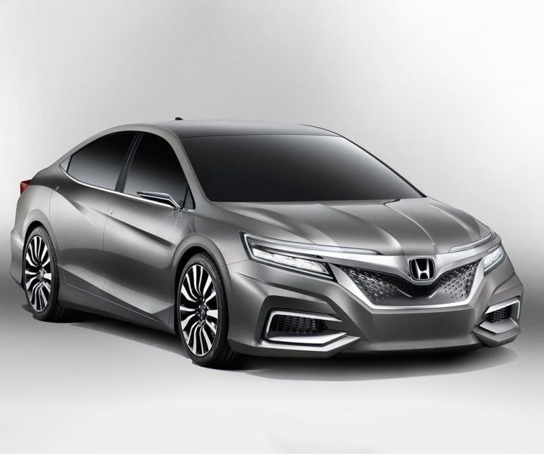 2019 Honda Accord Sedan Price (With Images)