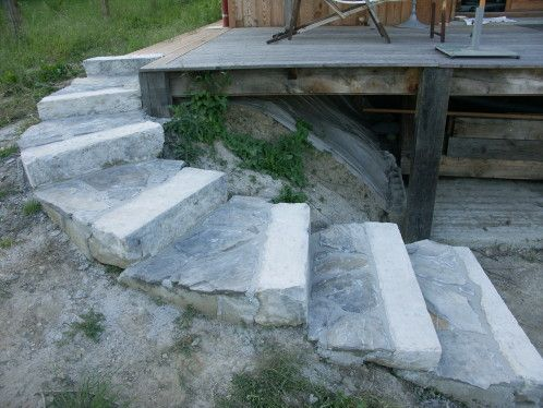 Ju0027ai finalement décidé de faire un article spécialement pour vous - realiser un escalier exterieur
