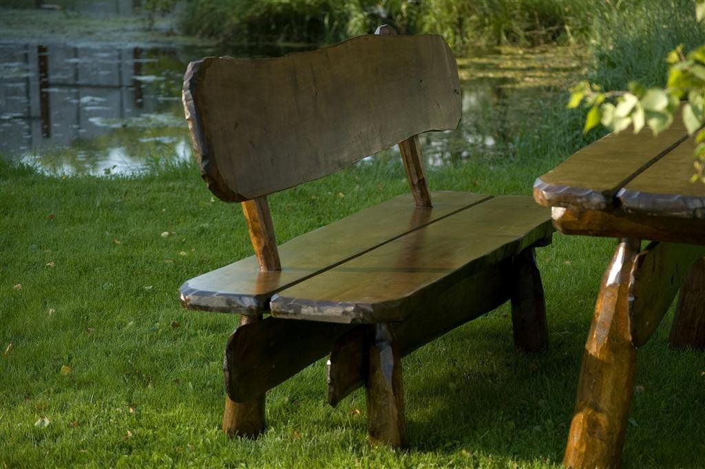 Gartenmobel Massivholz Rustikal , Pin Od Použvateľa Dewall Design Na Nástenke Rustikale Gartenmöbel