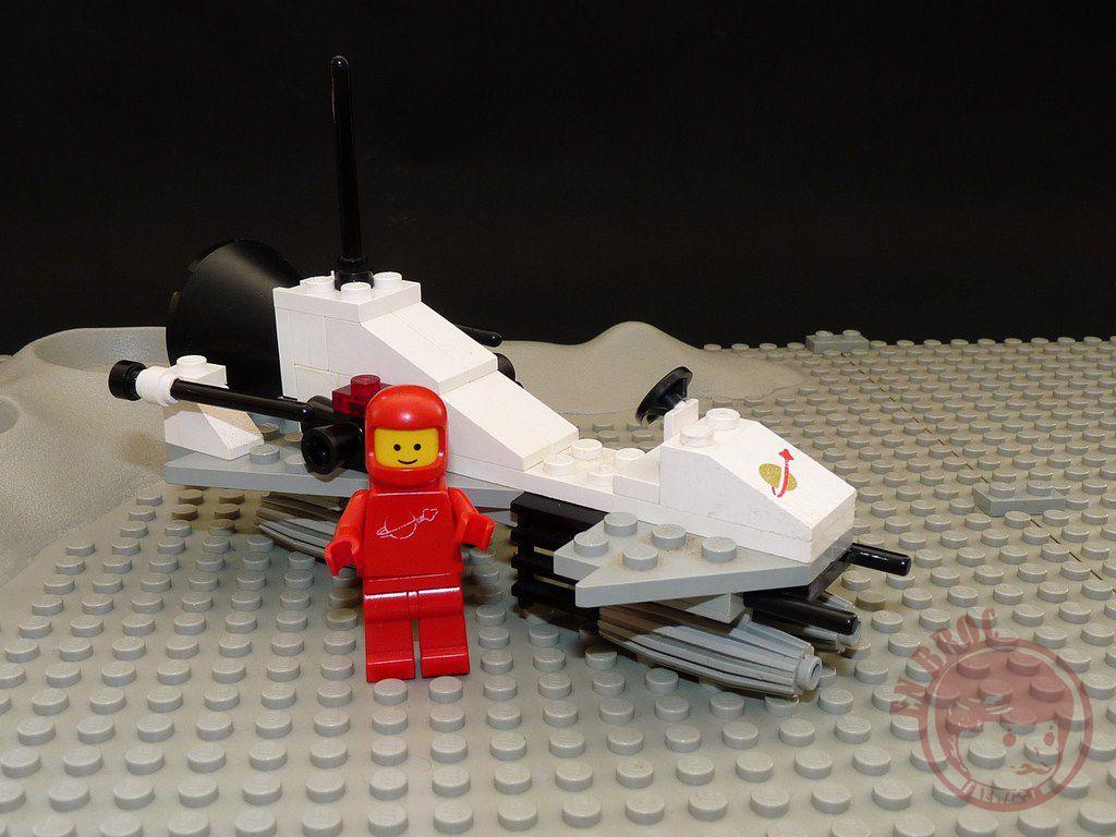 6842 Shuttle Craft Space 1981Jeu Classic 1 Lego GUpzLqSVjM