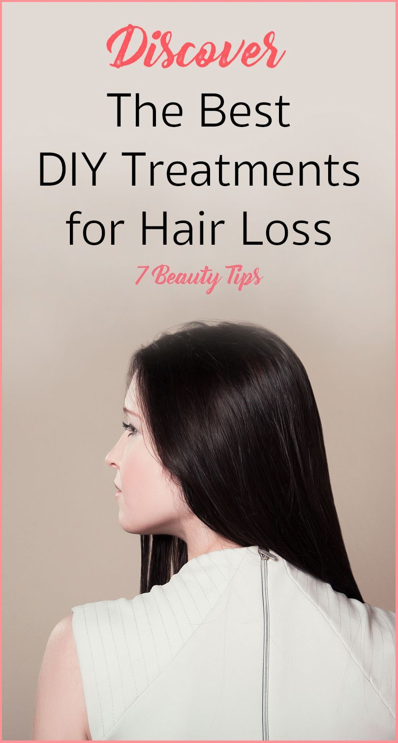 Discover the Best DIY Treatments for Hair Loss MalePatternBaldness