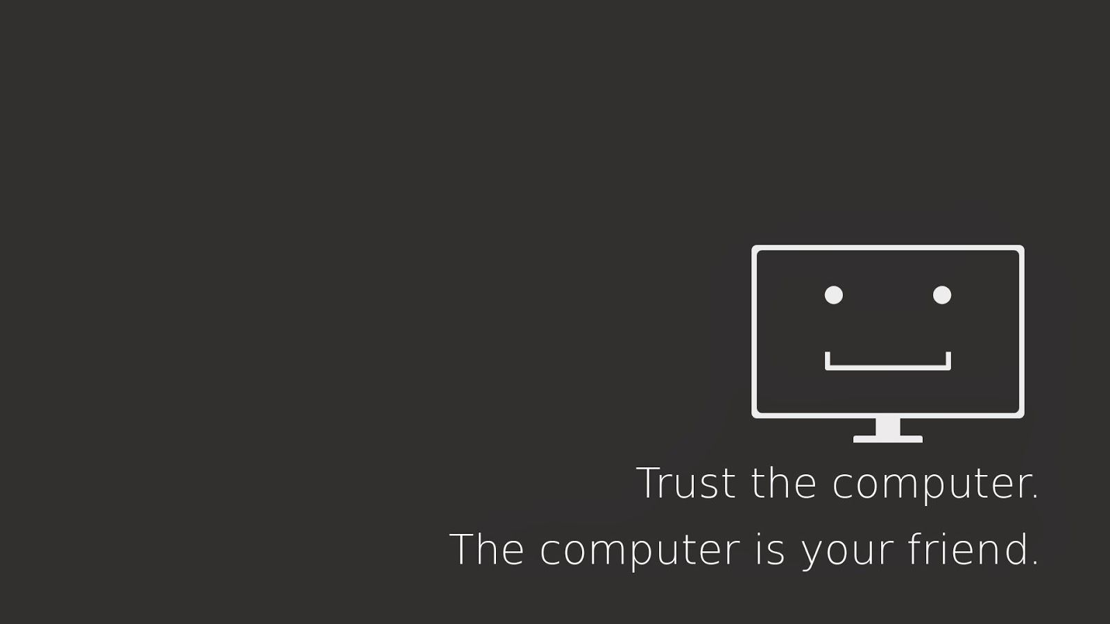 Programmers Wallpapers By Pcbots Grey Quotes Computer