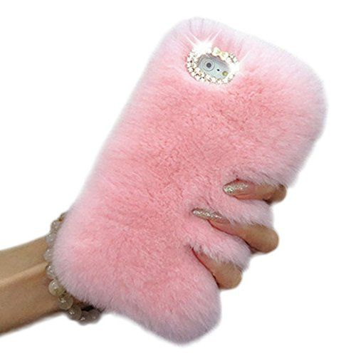 coque fluffy iphone 6