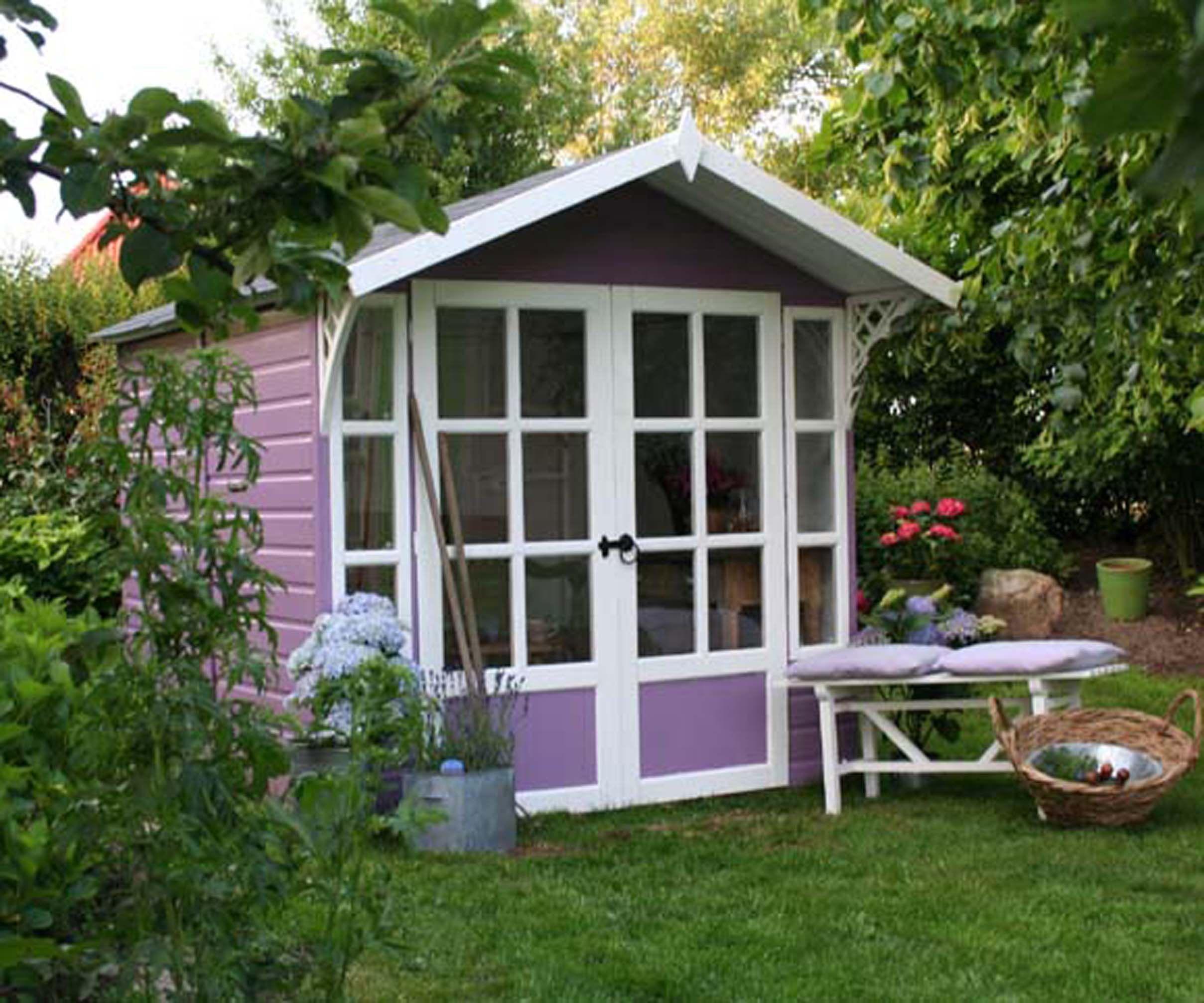 Gartenhaus Modell Clara Gartenhaus, Haus, Garten