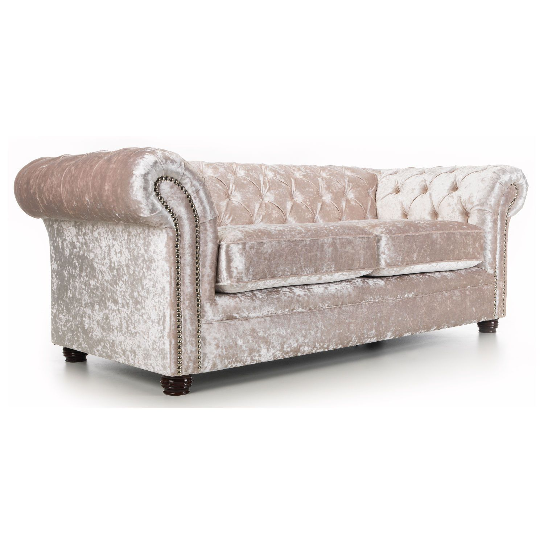 Kleiner Chesterfield Sessel Cottage Sofa Leder Sofas Online