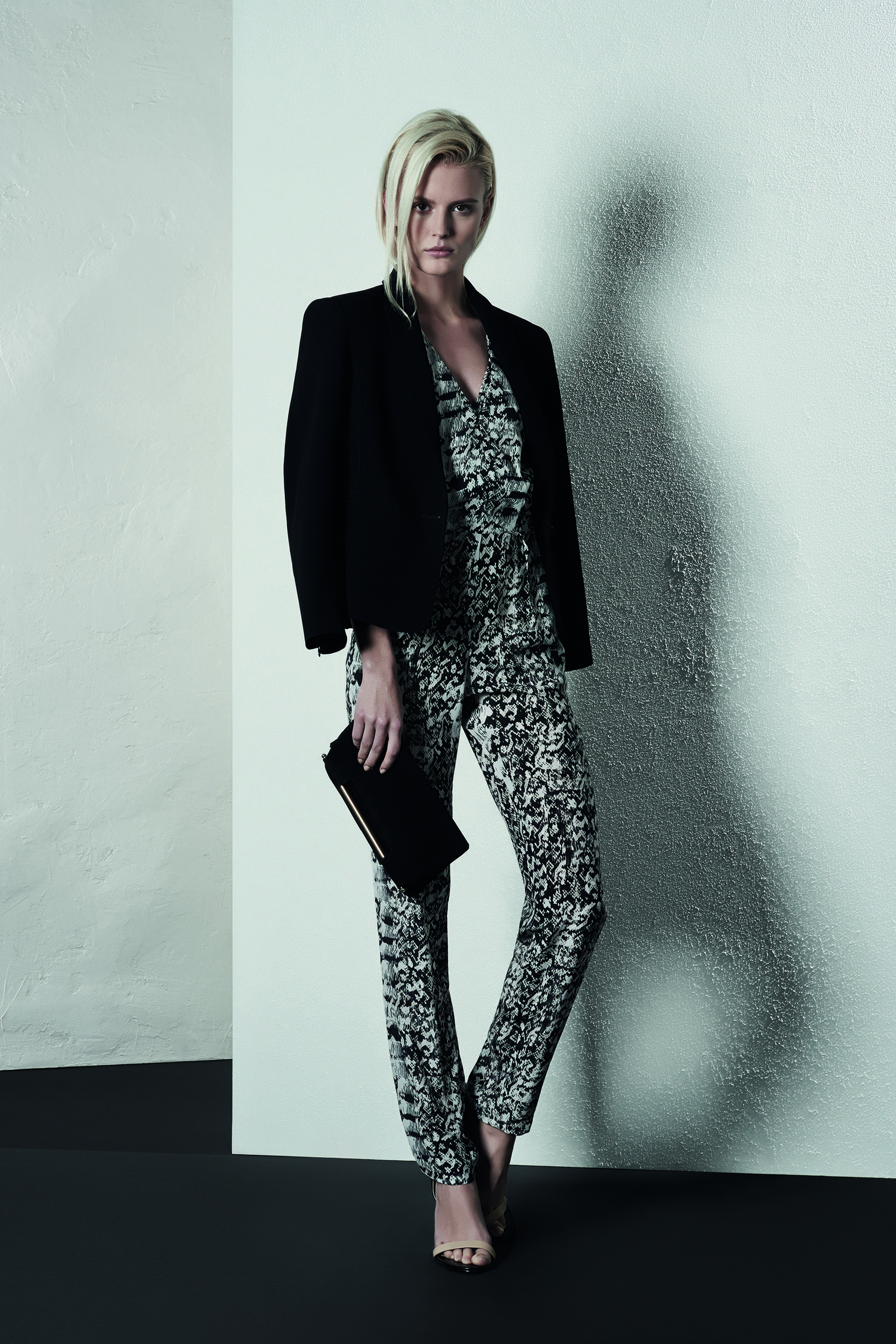 b271f1ad358 Reiss  SS14 Womenswear Lookbook  Monica Jumpsuit