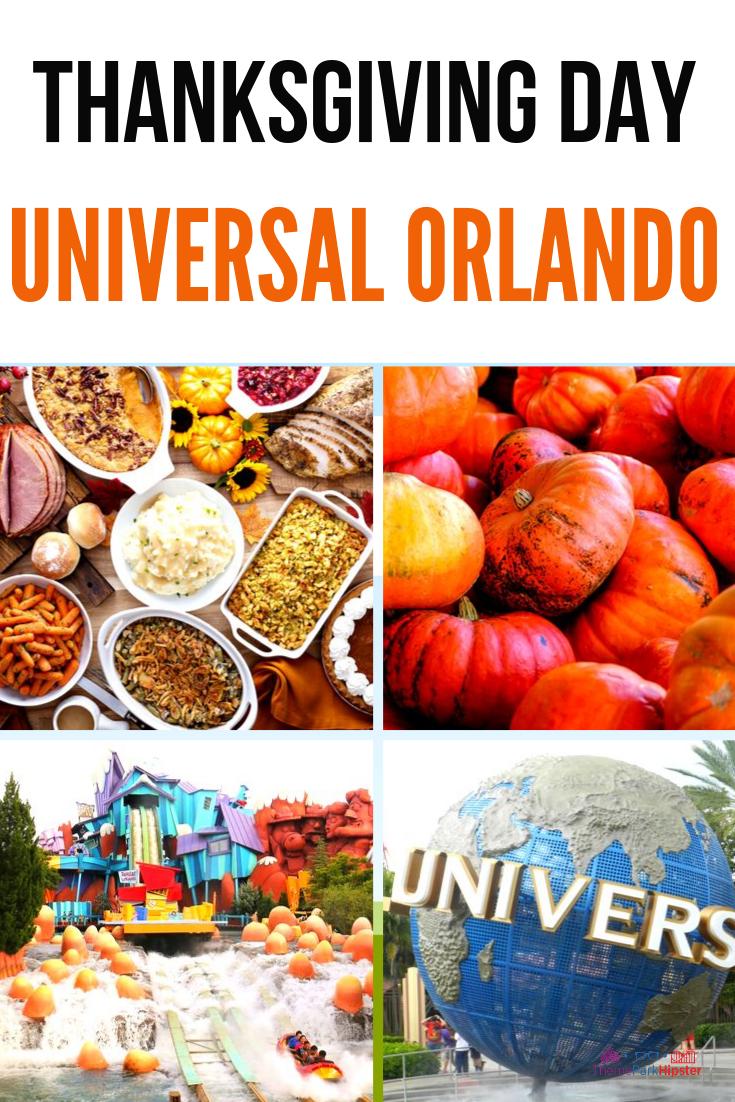 Fun Ways To Enjoy Thanksgiving At Universal Orlando Resort 2020 Themeparkhipster Universal Orlando Resort Universal Orlando Orlando Resorts
