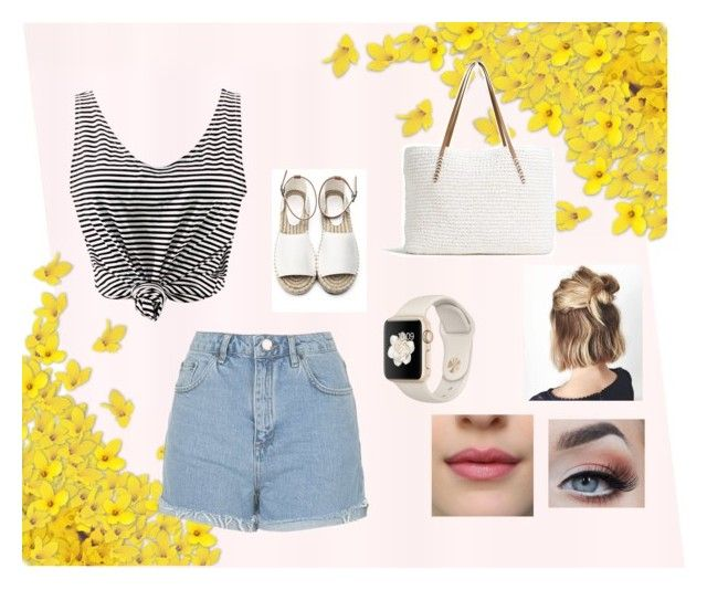 """""""Because Everything's Better In Summer ☀️"""" by ashess221 on Polyvore featuring Topshop and G.H. Bass & Co."""