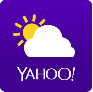 Yahoo Weather v1.5.2 Apk The forecast is very beautiful