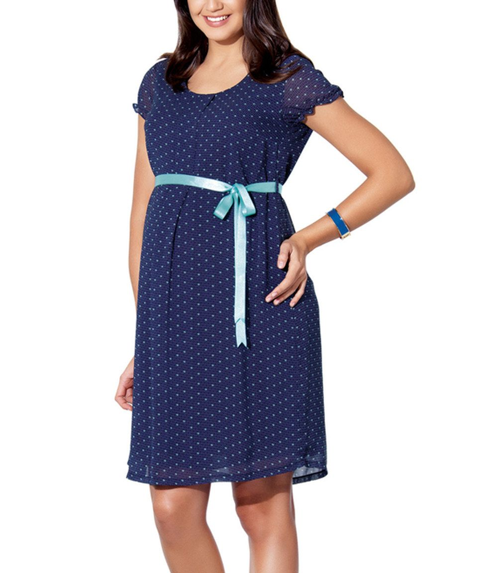 Loving this ebru mint dot empire waist maternity dress on zulily loving this ebru mint dot empire waist maternity dress on zulily zulilyfinds ombrellifo Image collections