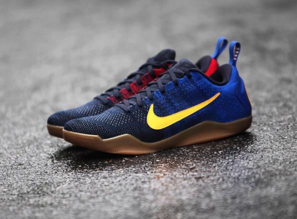 Ce Gb Inspiré Par Le Fc Barcelone Nike Kobe 11 Mambacurial Drops La Semaine Prochaine