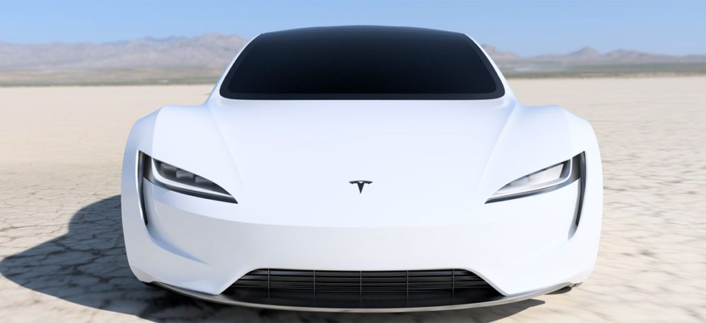 See some jaw-dropping renders of the 2020 Tesla Roadster in red, white and more #dreamcars