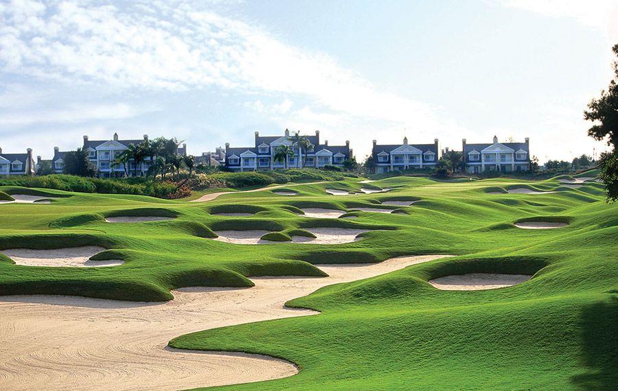 Watson Course   Reunion Resort   Golf courses, Best golf ...