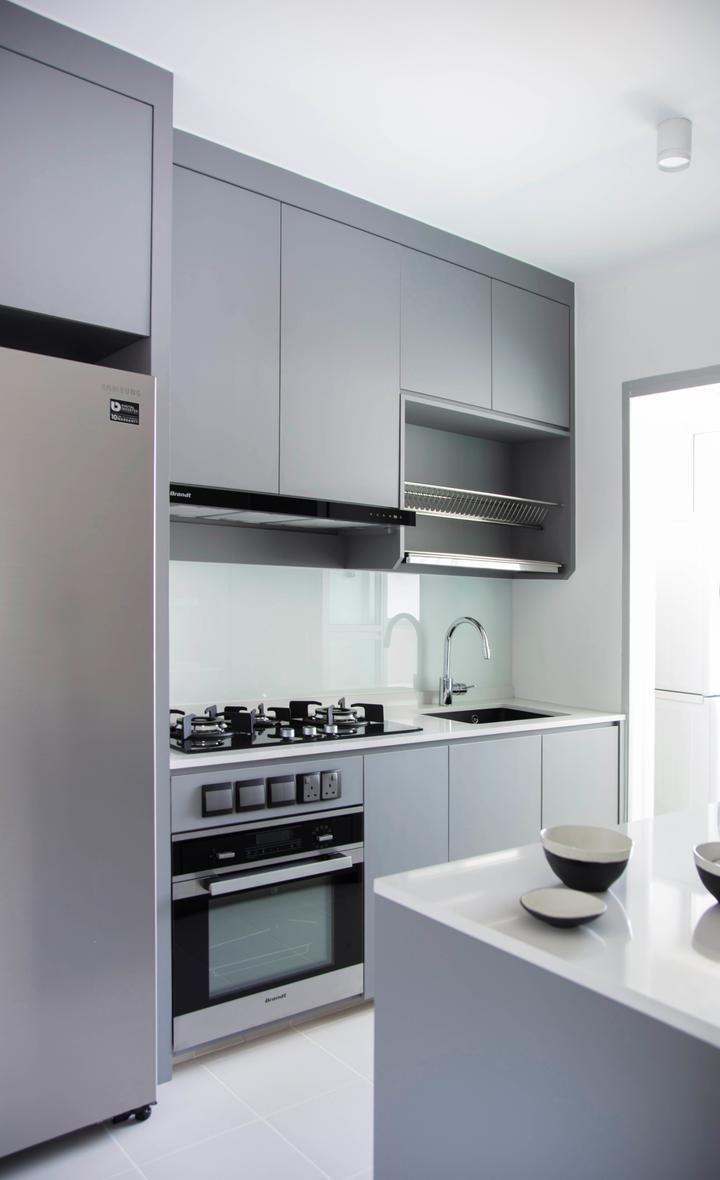 Virtual Kitchen Design Hdb Singapore: Pin On HDB Interiors
