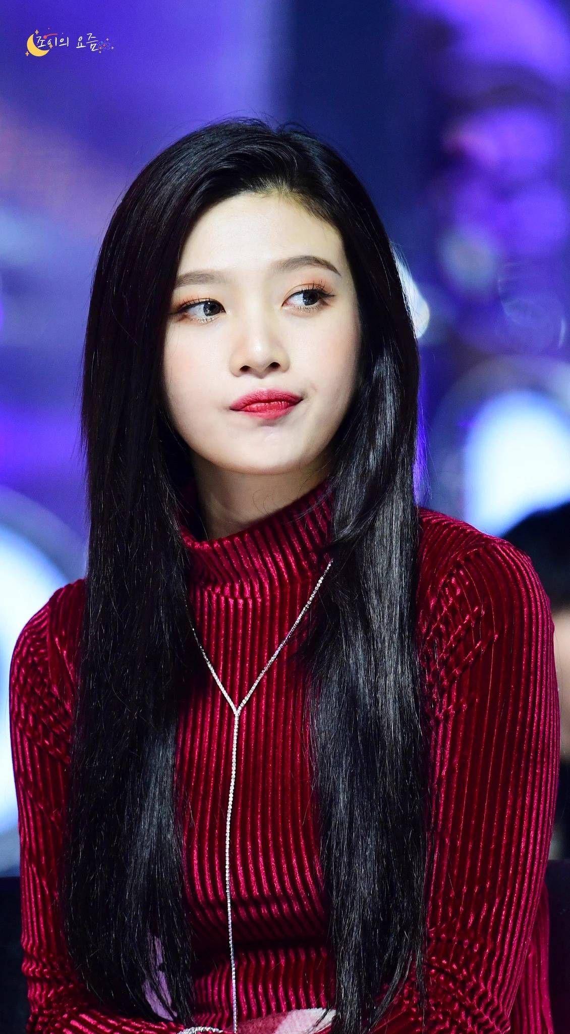 Joy Red Velvet Desktop Wallpaper