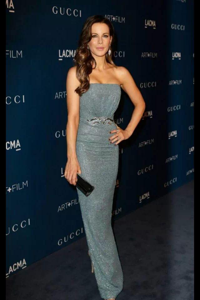 Kate Beckinsale - Gucci dress | Kate Beckinsale | Pinterest