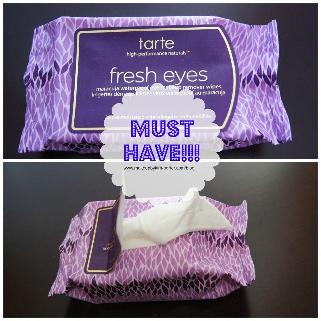 Review Tarte Fresh Eyes Maracuja Waterproof Eye Makeup