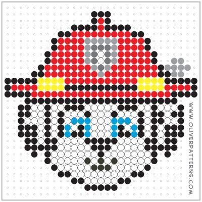Nickelodeon Paw Patrol Meltumz Beads Bugelperlen 14