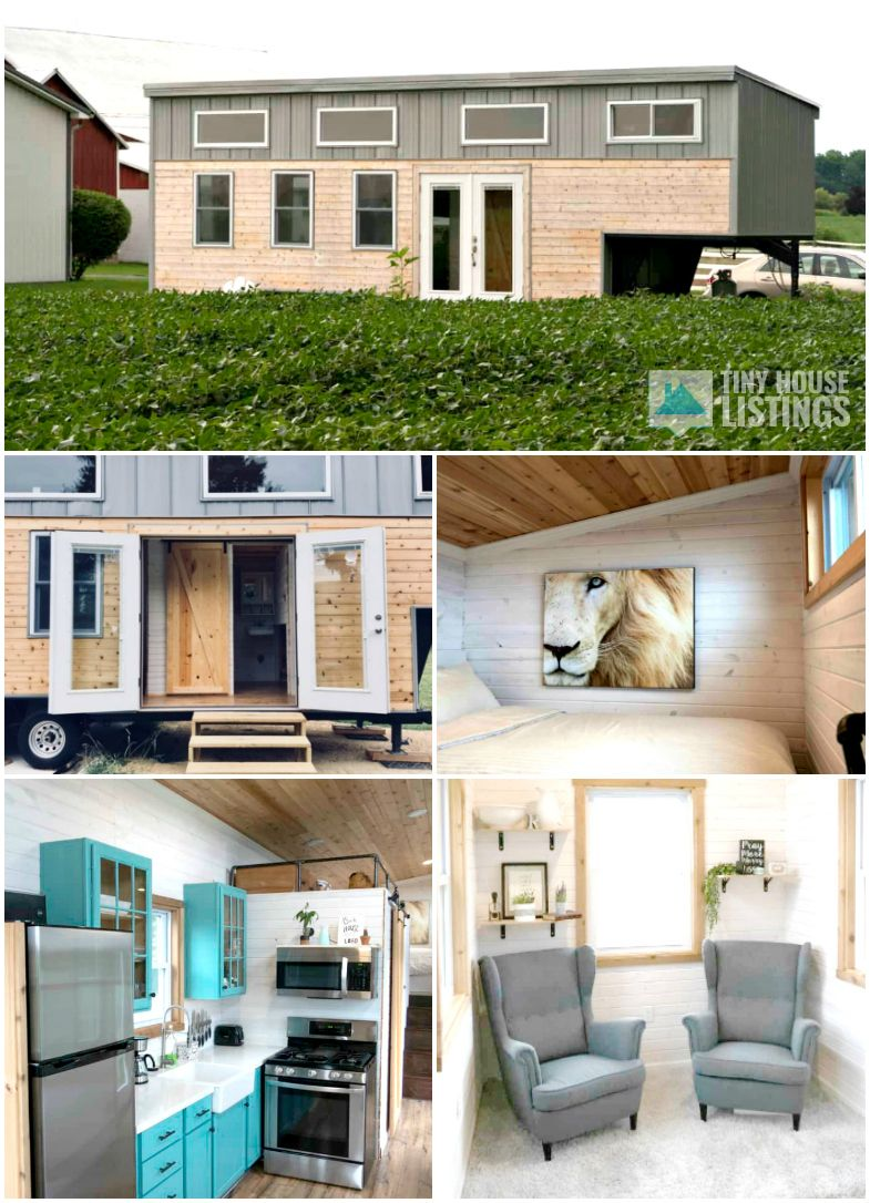 Beautiful Spacious Tiny House For Sale Everything In This House