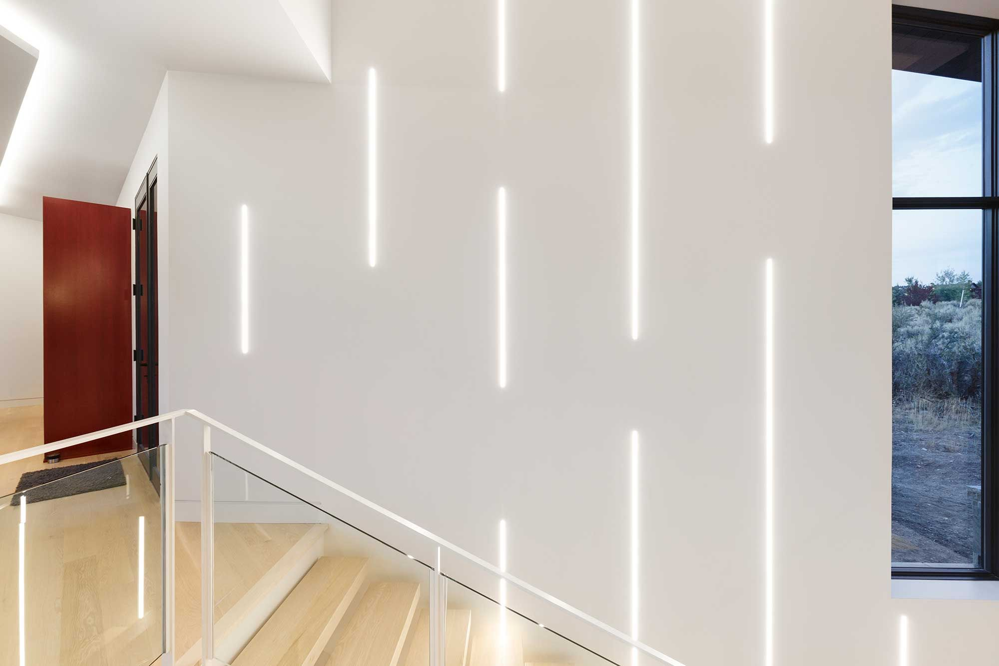 Truline 5a 2 5w 24vdc Plaster In Led System By Pureedge