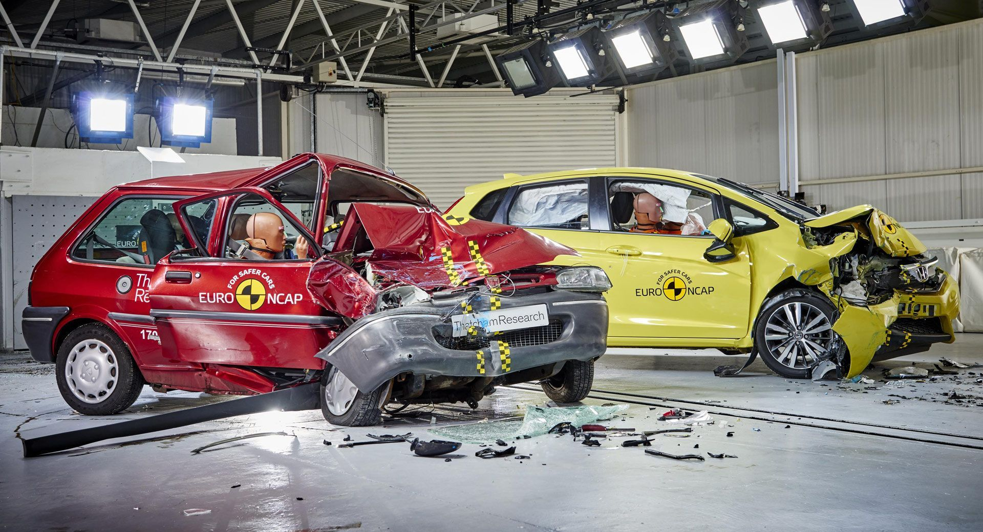 Newer Cars Are Safer Than Older Ones Says The Nhtsa Carscoops