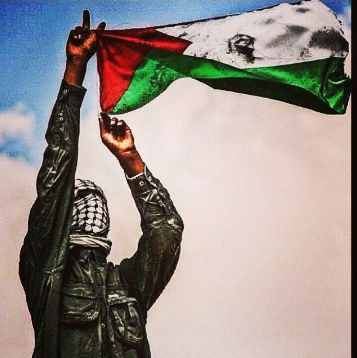 Palestine Will Be Victorious Inshallah Seni Islamis Gambar Bendera