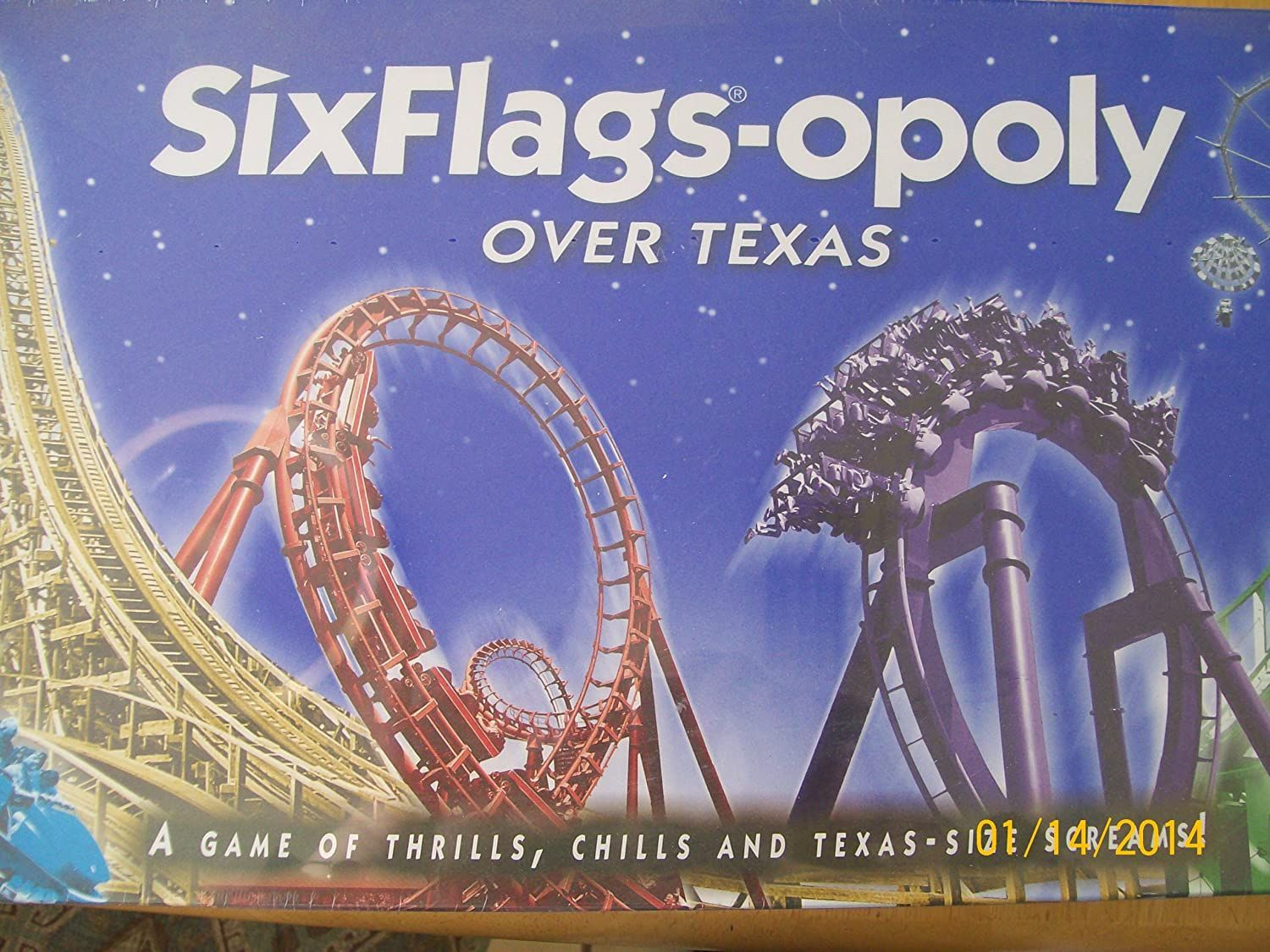 This Is A Pre Loved Game Missing The Boomtown Station Card Six Flags Six Flags Zulu Pensacola Beach Nightlife Tr In 2020 Six Flags Italy Travel Guide Las Vegas Hotels