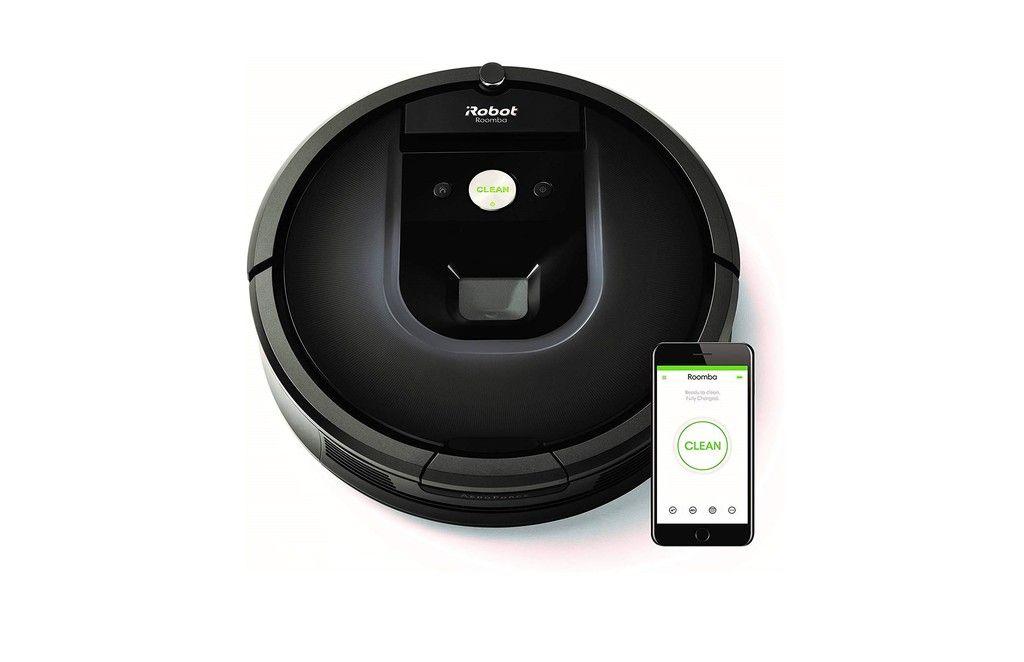 Por 529 99 Euros Tenemos En Amazon El Robot De Limpieza Roomba 981