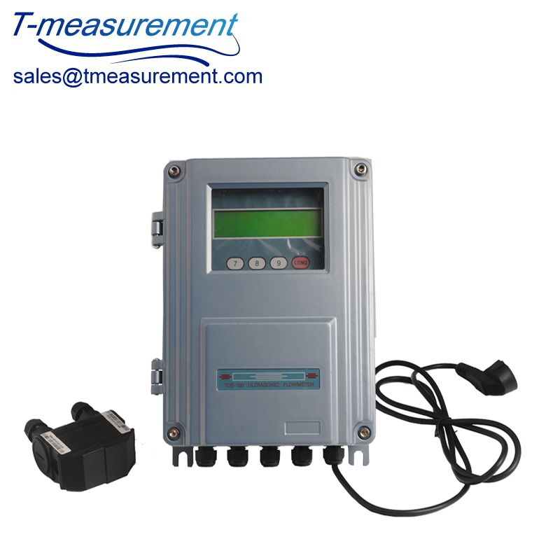 Pin on tds100f1 wall mounted ultrasonic flow meter