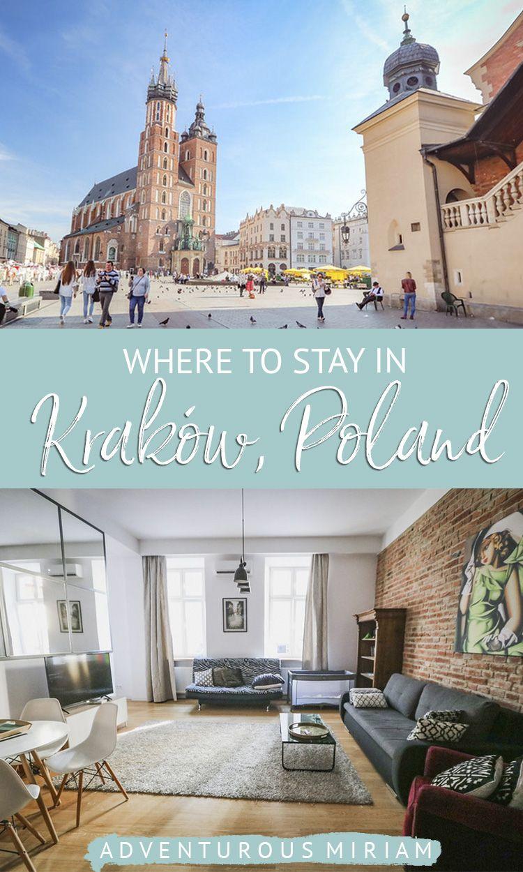 Where To Stay In Krakow Poland Best Hotels In Krakow Best