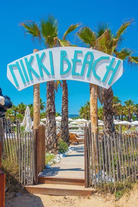 Beaches Of Saint Tropez Kevin Amanda Travel Pinterest St